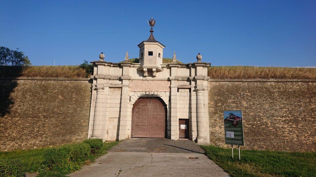 Pevnosť v Komárne – najväčšie opevnenie na Slovensku