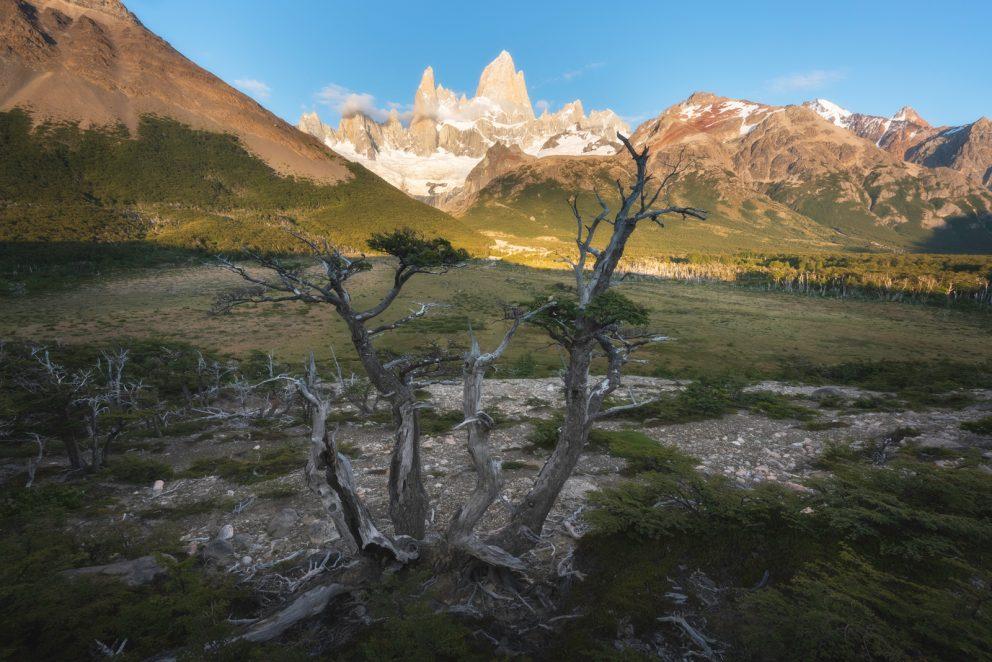 Slovák, ktorý prešiel 3000 kilometrov dlhý trek v Patagónii