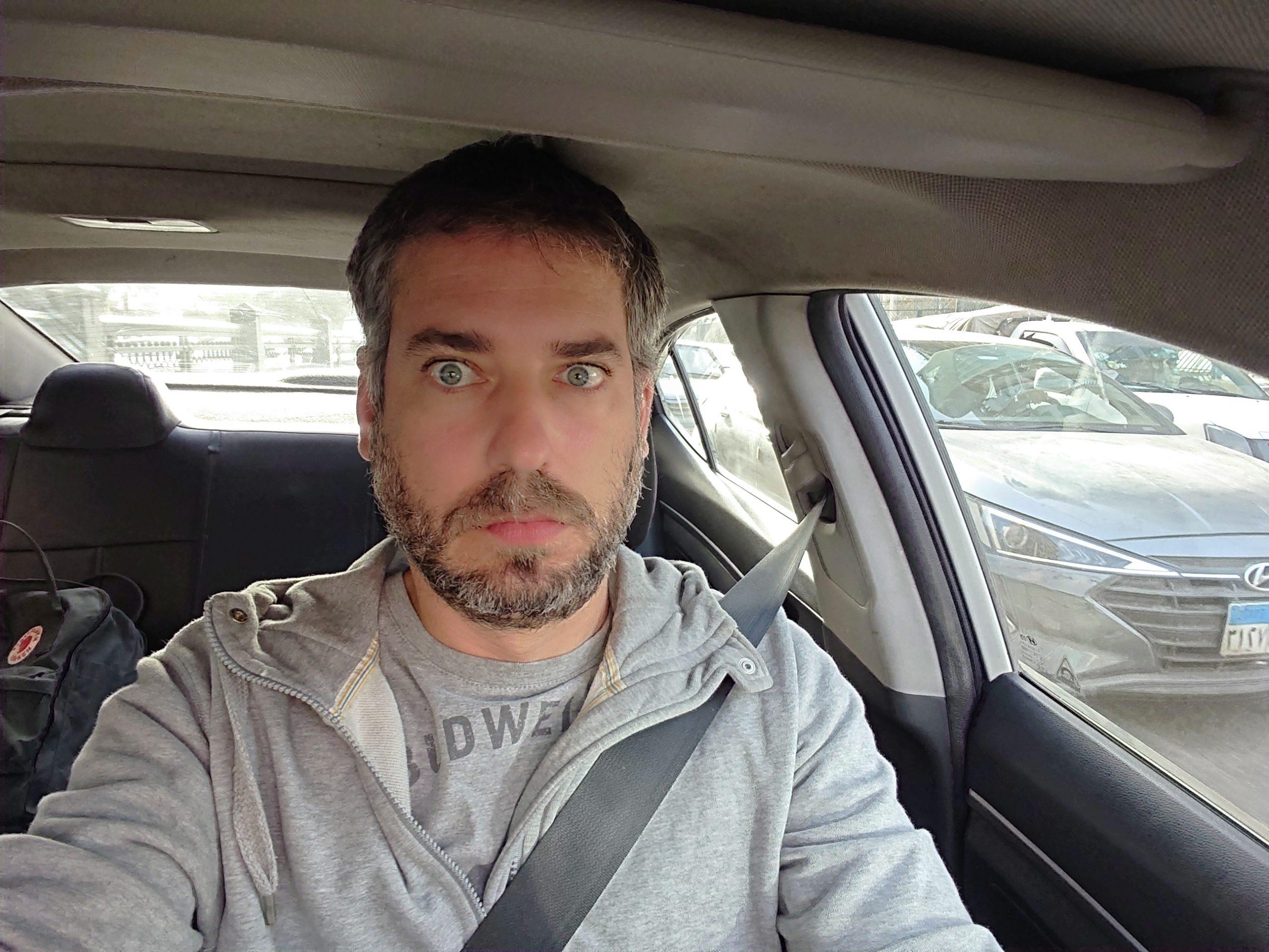 Šoférovanie v Káhire alebo ako sa nezblázniť