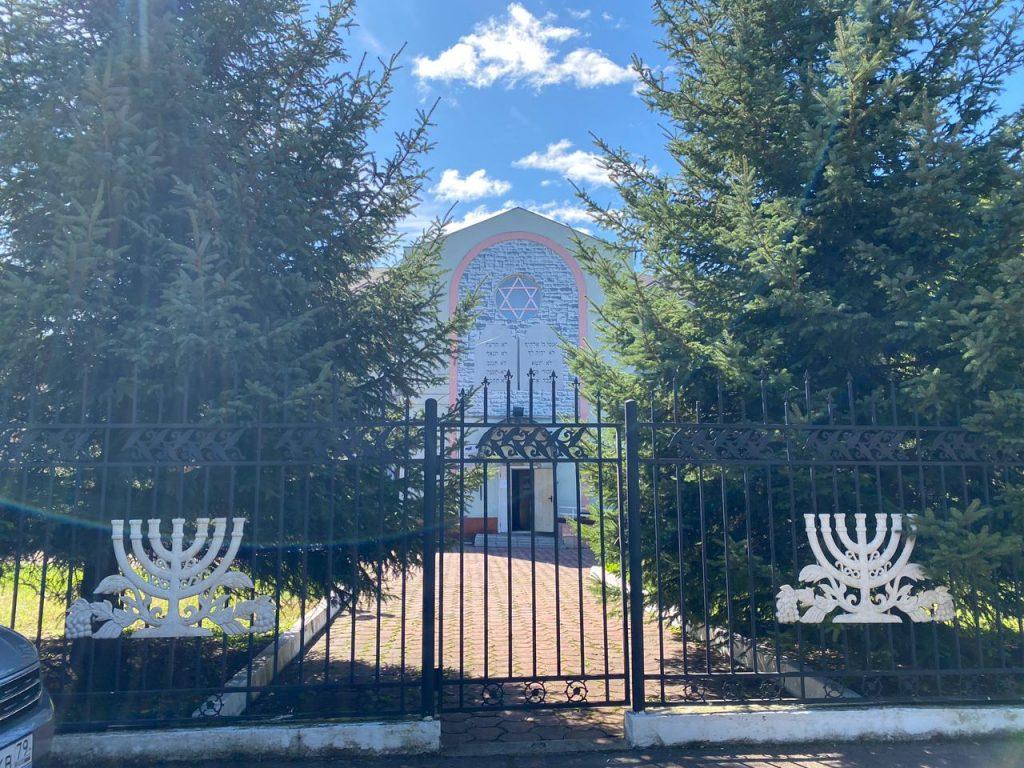 Židovská autonómna oblasť v Rusku alebo Sovietský Sion