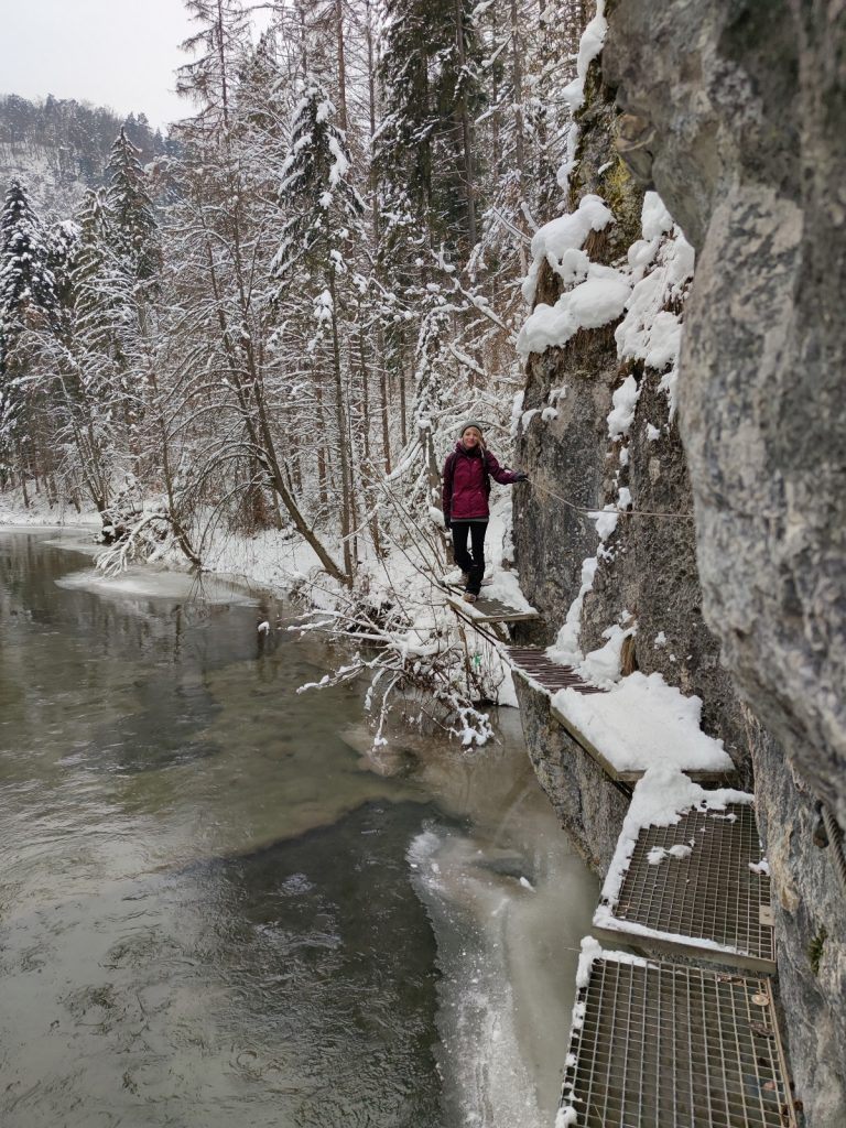 Zimný Slovenský raj