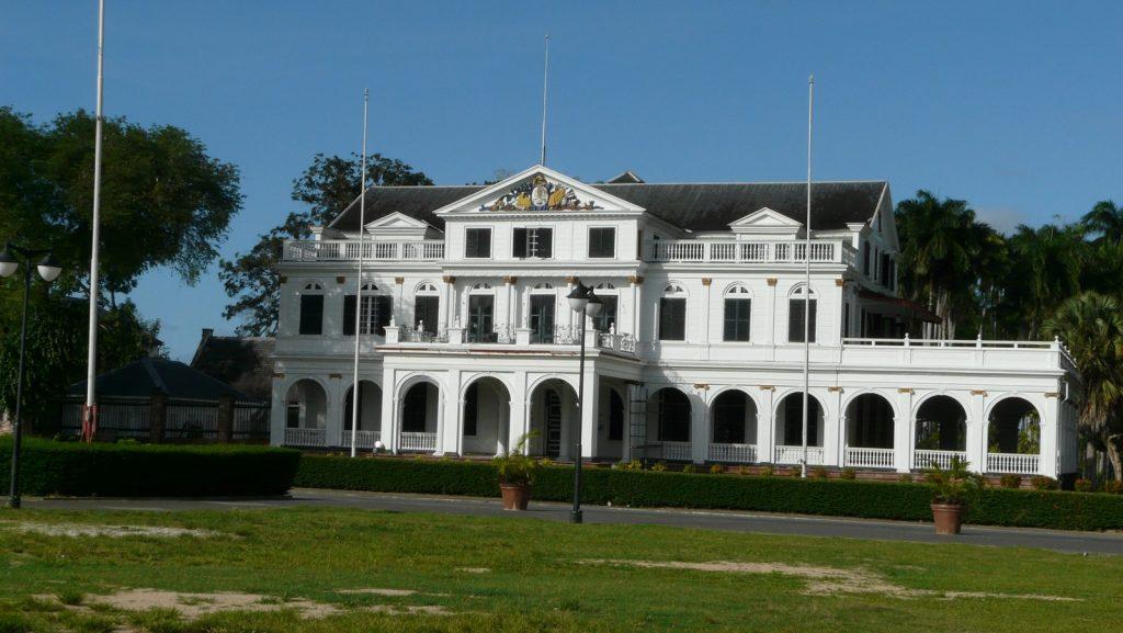 Surinam - zmixovaná exotika