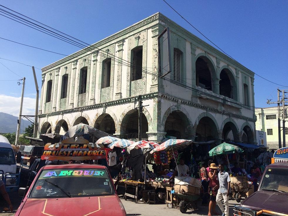 Haiti a najzničenejšie hlavné mesto sveta