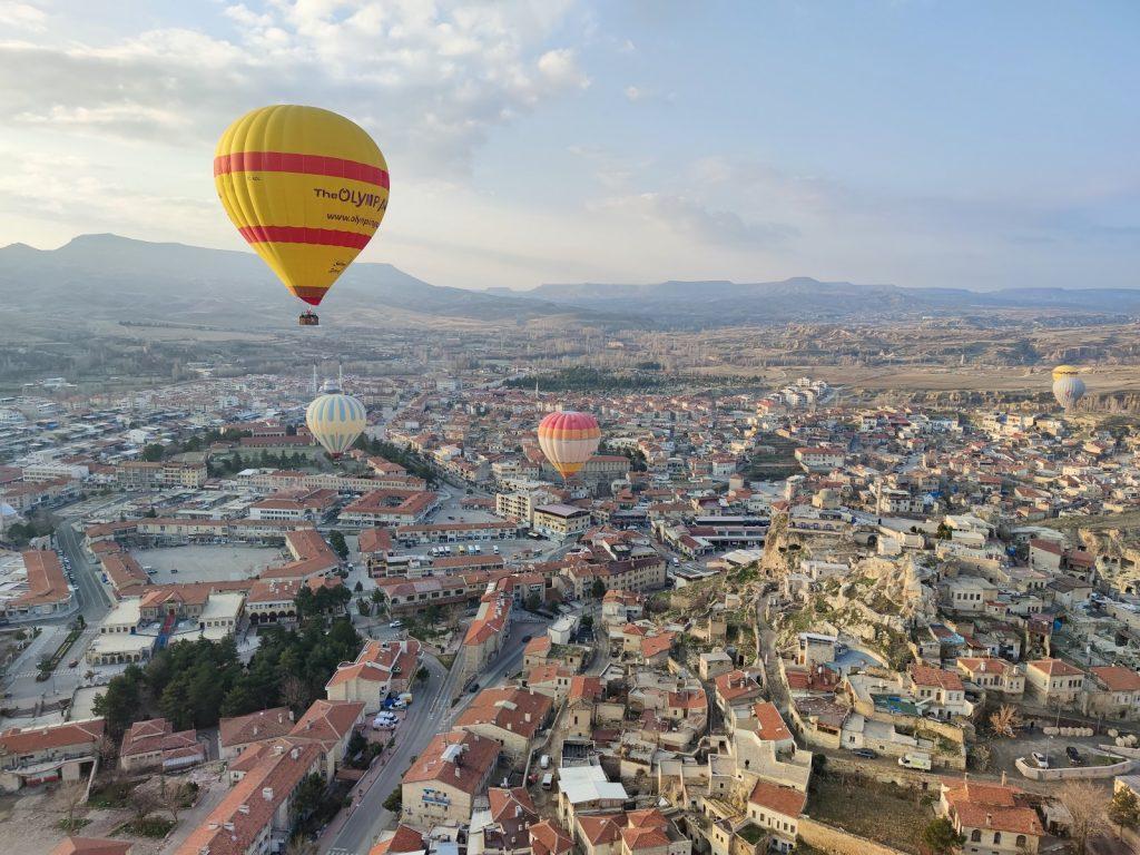 Najkrajšie fotografie – stredné a východné Turecko