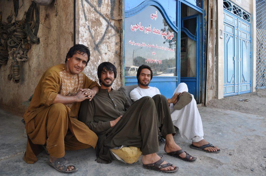Irak a Afganistan alebo čo si beriem so sebou