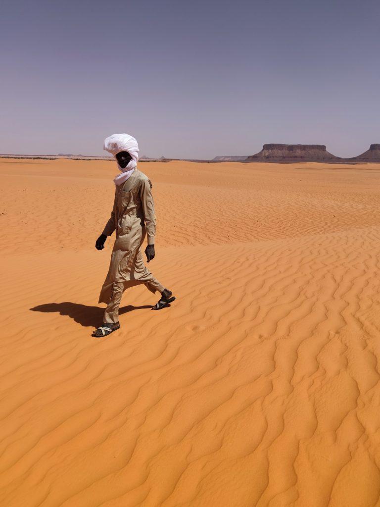 Ako sa cestuje v Čade