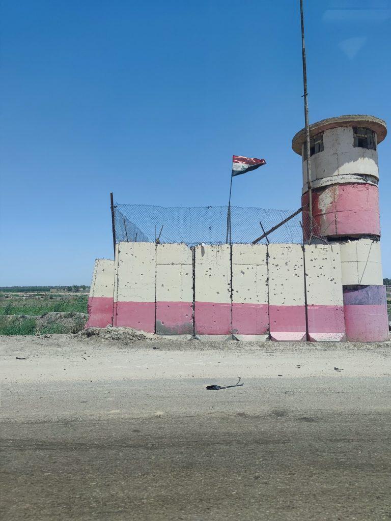 Irak alebo ako to tam dnes vyzerá