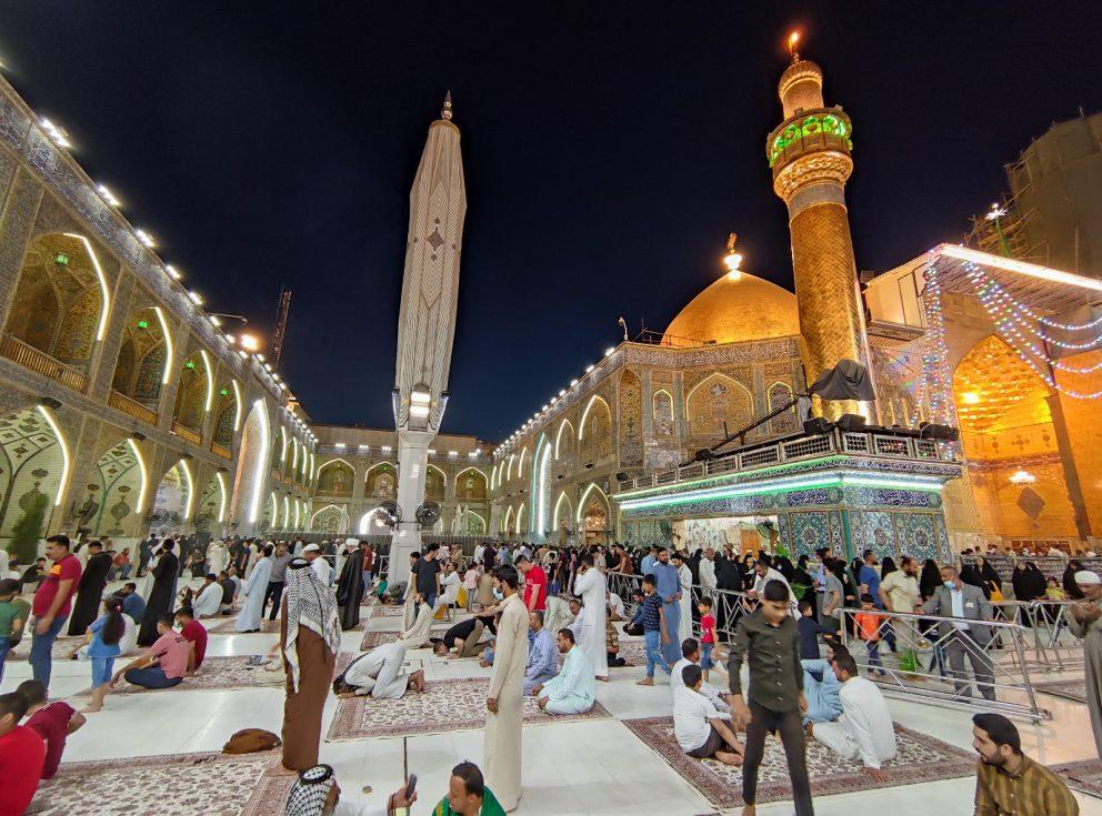 Irak alebo najposvätnejšie miesta