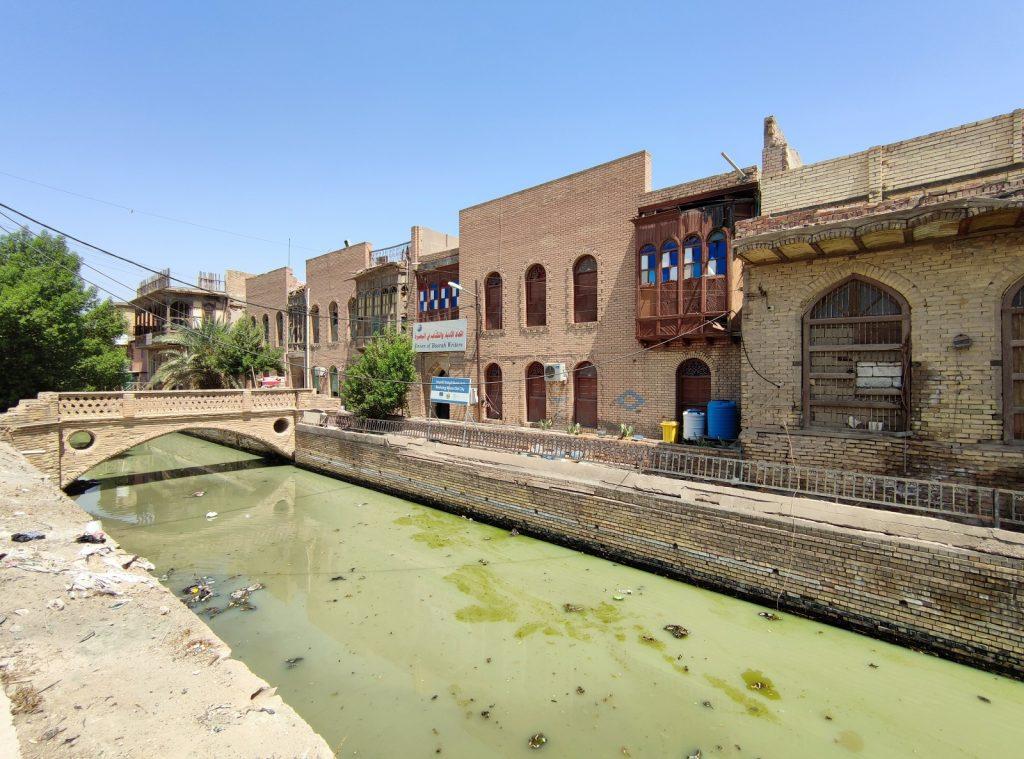 Basra alebo stopy vojny v Iraku