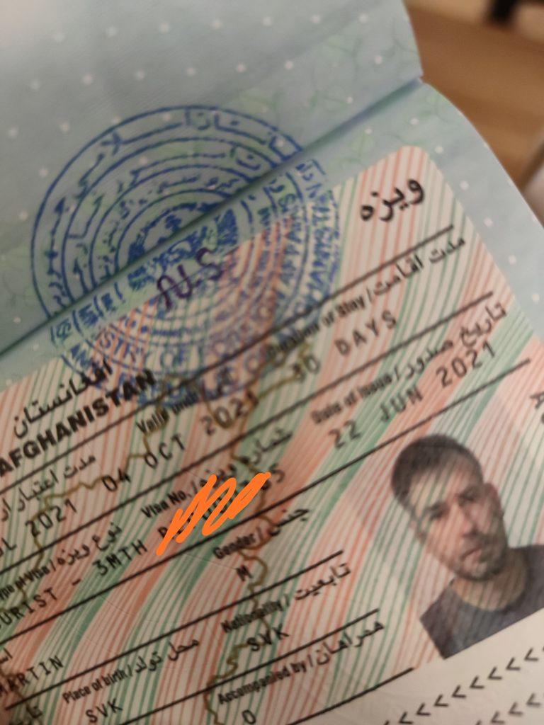Najťažšie získané  víza