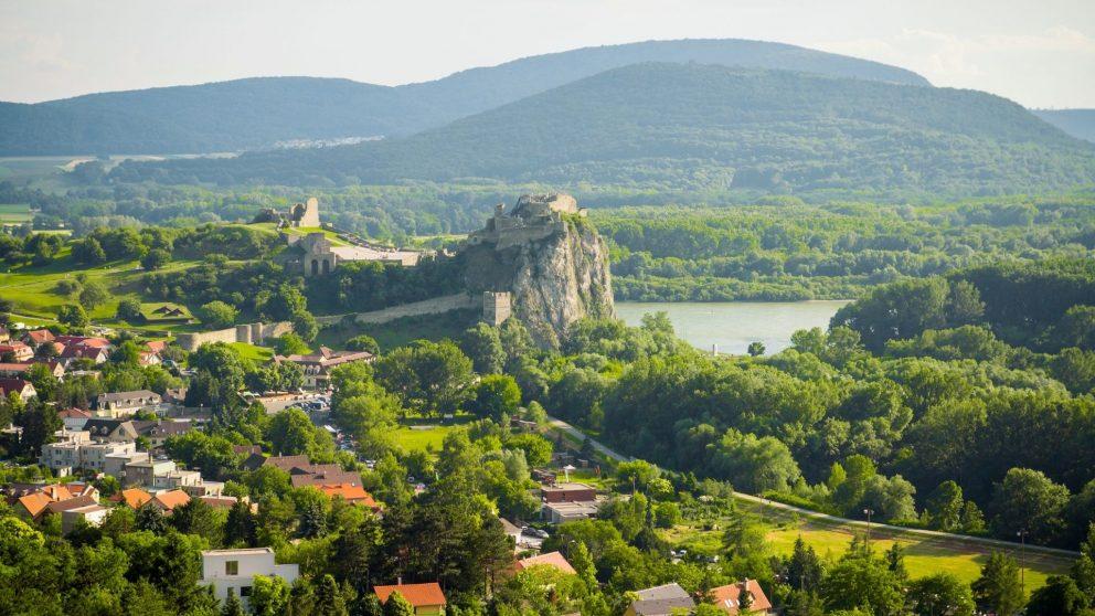Bratislava – Hainburg – Devín na bicykli