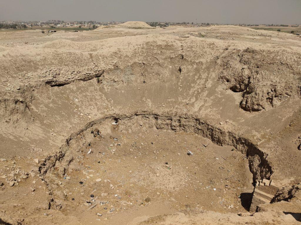 Nimrud, Ninive a Hatra, ktoré zničil Islamský štát