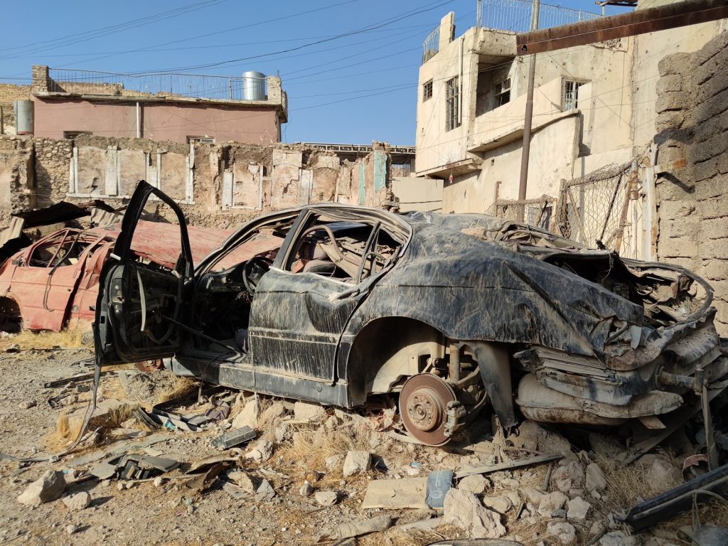 Mosul – V epicentre najzbombardovanejšieho mesta