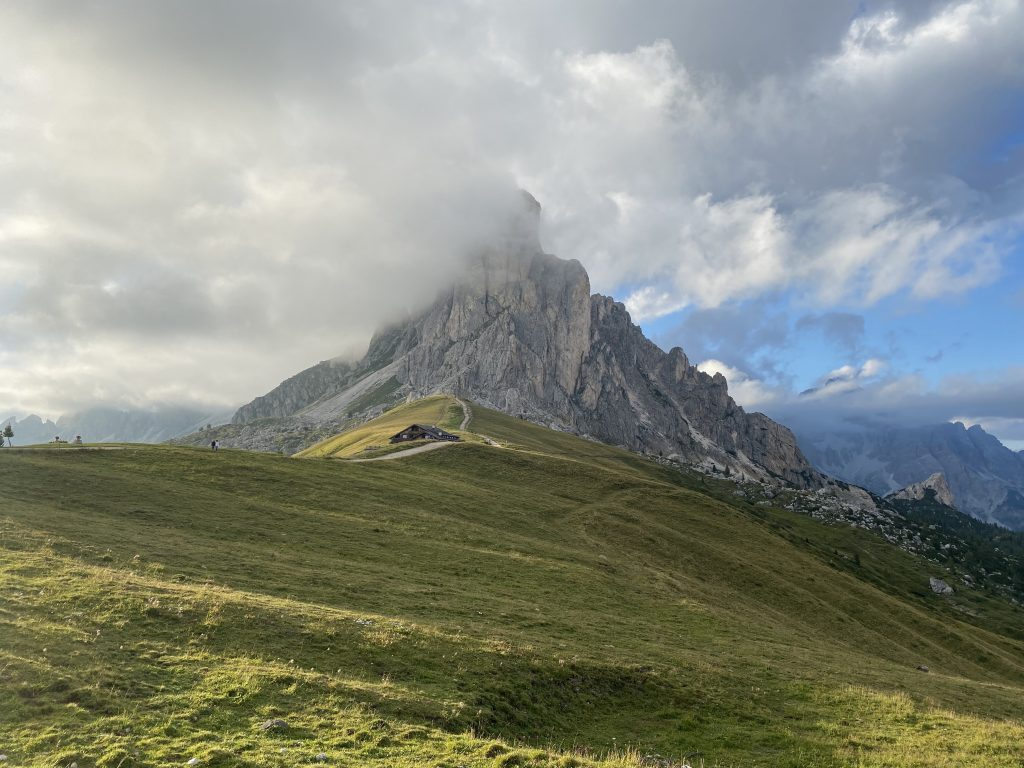 Passo Giau, Dolomity