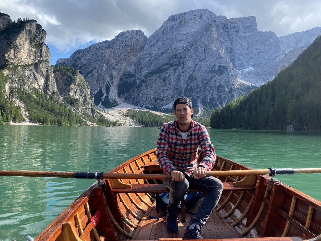 Lago di Braies, Dolomity