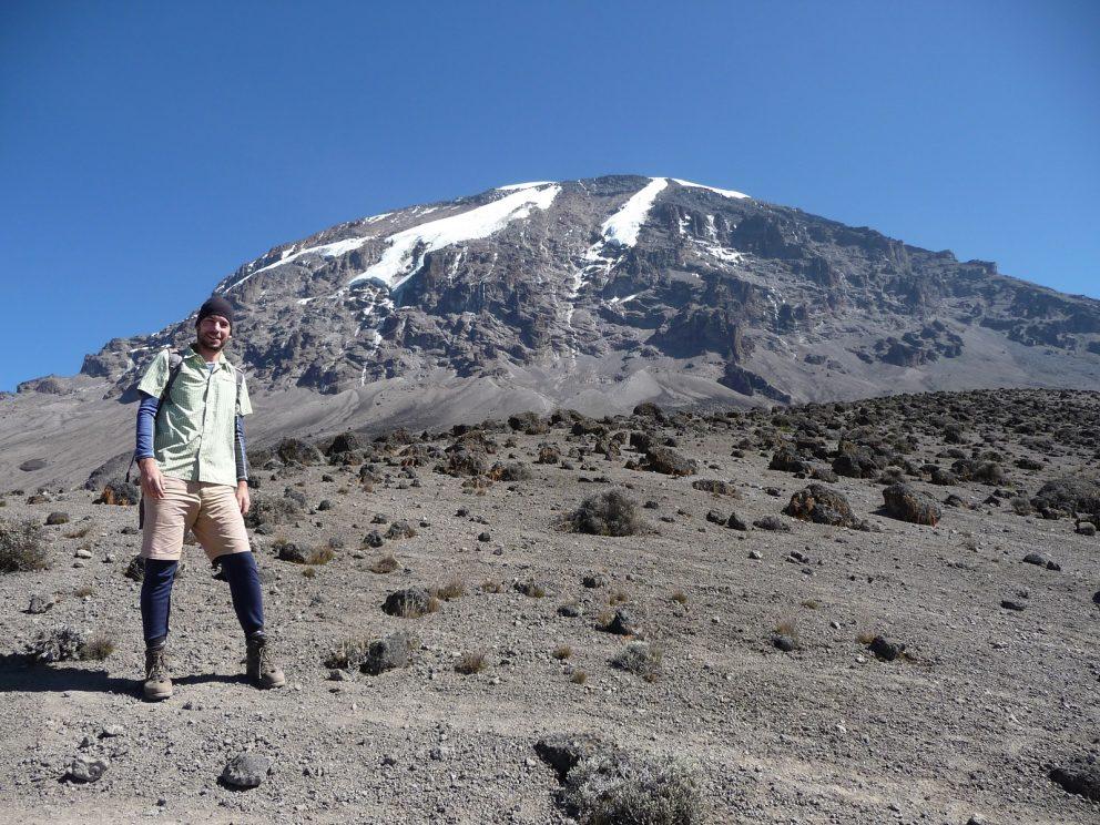 Výstup na Kilimandžáro - najvyššia hora Afriky