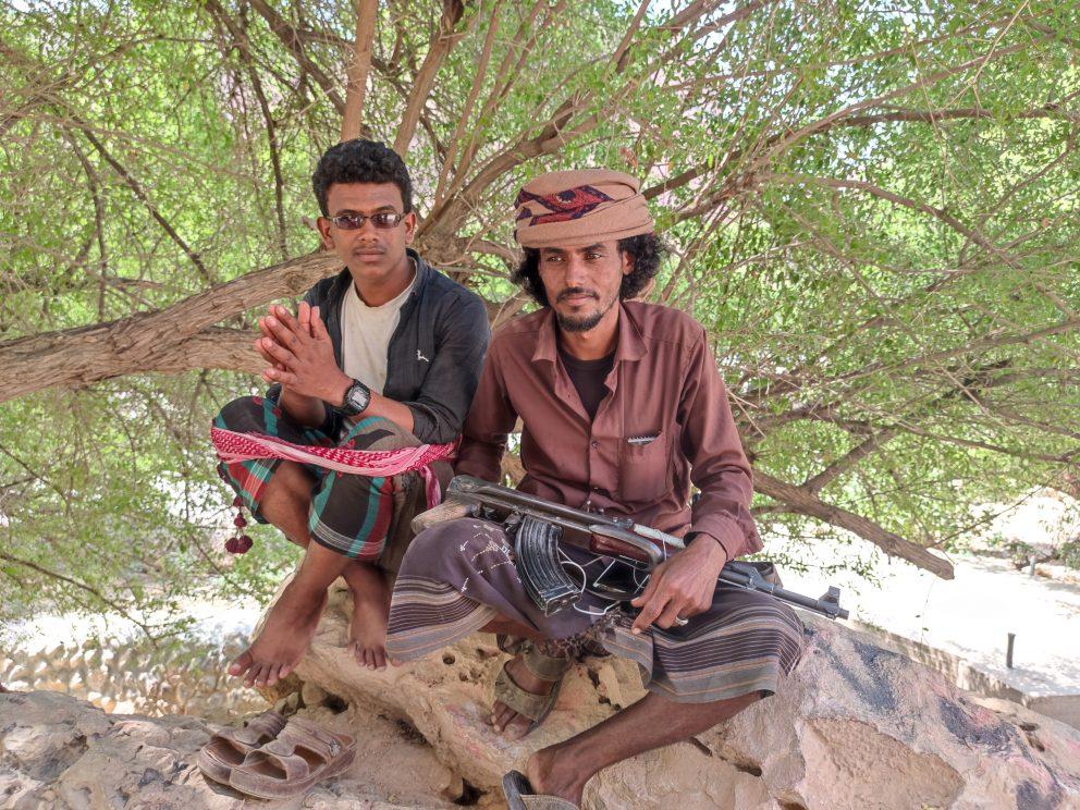 Čo sa to deje v Jemene?